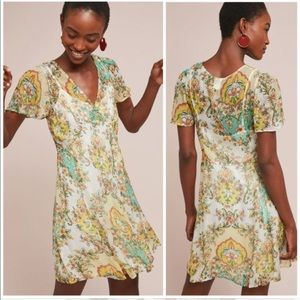 Anthropologie Akemi + Kin Delauney Dress
